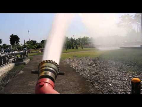 FIRE MONITOR @PT. PERTA-SAMTAN GAS