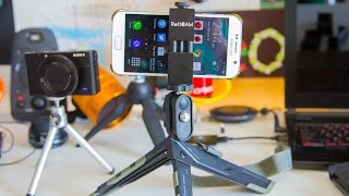 Best Mini Tripods and Smartphone Mounts!