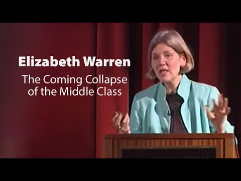 Download Youtube: The Coming Collapse of the Middle Class with Elizabeth Warren