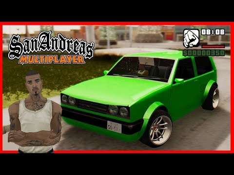 NOVÉ AUTO & DRAMATICKÝ EVENT NA WTLS ! (GTA San Andreas Multiplayer)