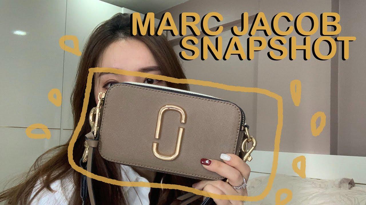 Marc Jacob snapshot bag review