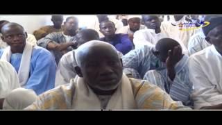 Julli Ajuma Touba Alieu du 13 11 2015 sur le port du voile intégral islamique