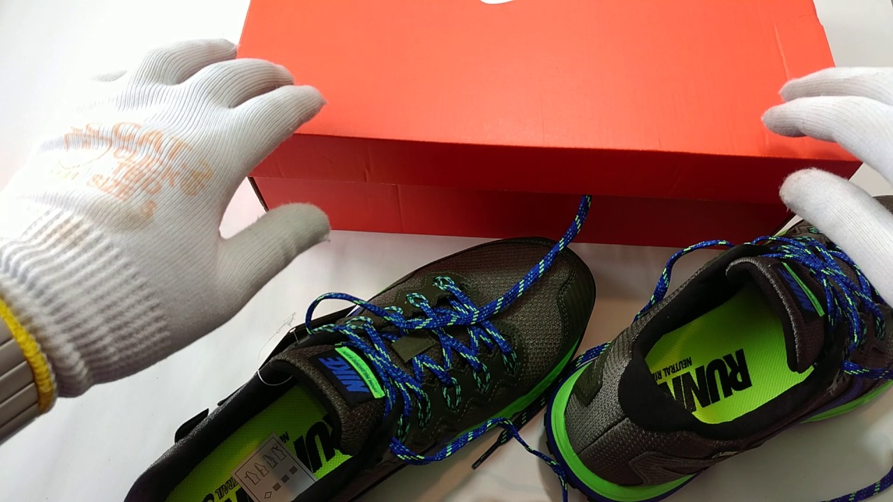 new products fb99c 7f14a Nike Wildhorse 3 with GoreTex waterproofing 💓 ASMR Unboxing