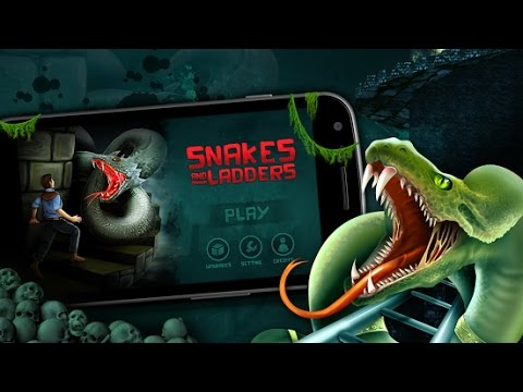 Snakes And Ladders 3D (Android/iOS) Gameplay HD