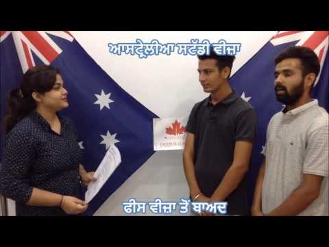 CANADIAN ACADEMY SUCCESS_STORY 120 AUSTRALIA STUDY VISA