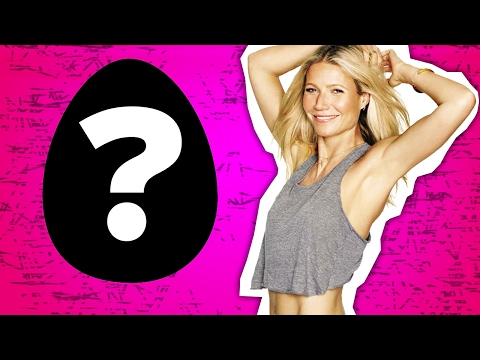 What's In Gwyneth Paltrow's Vagina?