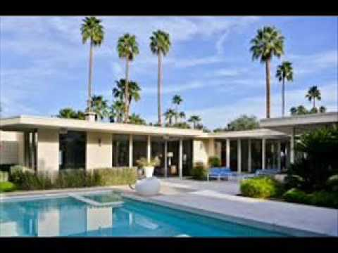 Know about Palm springs architect
