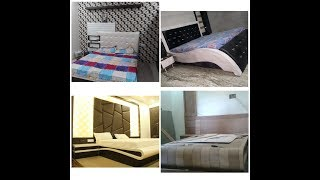 Modern bed design for home decor ideas#6# by wood working idea