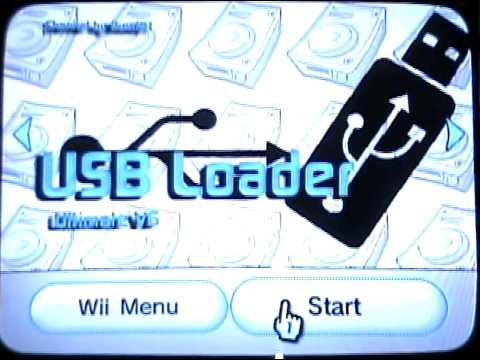 How to setup hard drive for usb loader gx