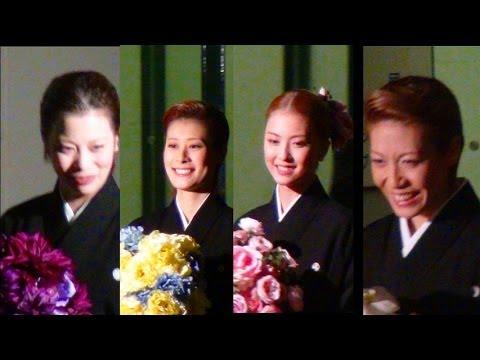 宝塚2013◇大劇場退団者出(悠未...