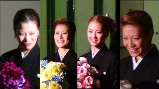 宝塚2013◆大劇場退団者出(悠未ひろ、咲花莉帆、夢月せら、貴姿りょう
