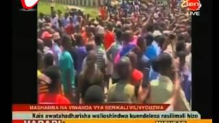 Rais Magufuli Atangaza Vita Mpya kwa Wafanyabiashara