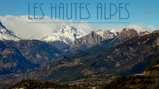 Les Hautes Alpes Timelapse , Vars , Risoul , Guillestre , Embrun , Lac de Serre -Ponçon
