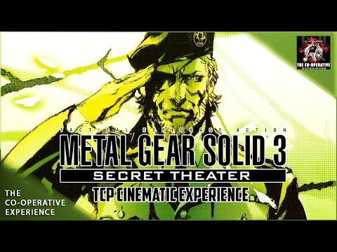 The Cinematic Experience - Metal Gear Solid 3: Secret Theater