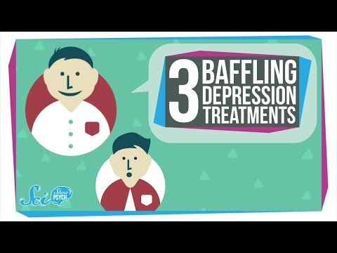 3 Baffling Depression Treatments and Why They Might Work
