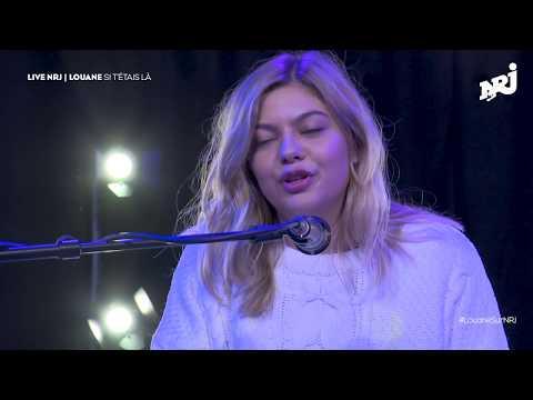 Live Louane - Si T'étais Là
