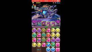【パズドラ】壊滅・無限回廊 30F - アザトース