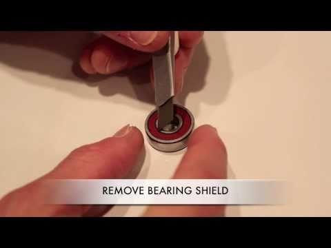 How To Clean Skate Bearings