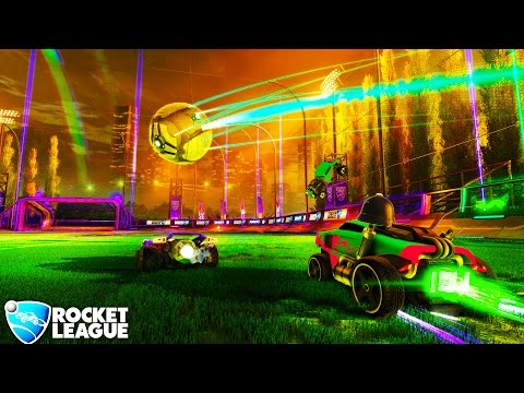Rocket League STREAM TEAM Destruction!!! - Epic Funny Moments
