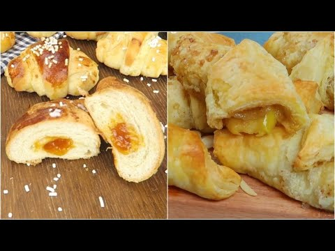 Treat yourself to this croissant breakfast recipes