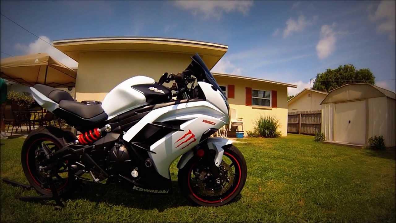 Kawasaki Ninja R Mods