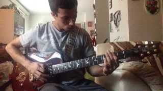 Lamb of God - Torches feat. Greg Puciato (Guitar Cover)