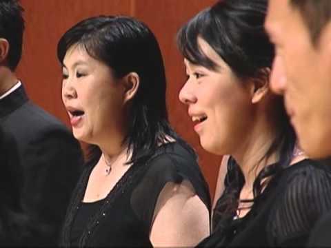 Three Australian Bush Songs-2008 指揮/陳雲紅 Chen Yun Hung 台北室內合唱團 Taipei Chamber Singers