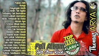 Download 20 Lagu Slow Rock Baper Terpopuler Thomas ARYA Full Album - Hits Pujaan Hati, Bunga Asik Didengar