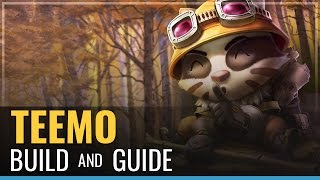 League of Legends - Teemo Build and Guide