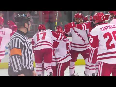 Wisconsin Badgers Blog (58608) - Wisconsin's Sean Dhooghe named Big Ten First Star