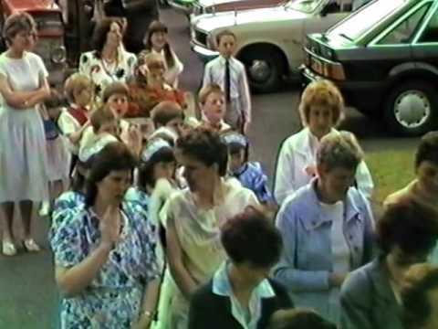 Kirkham - Wesham Club Day 1986