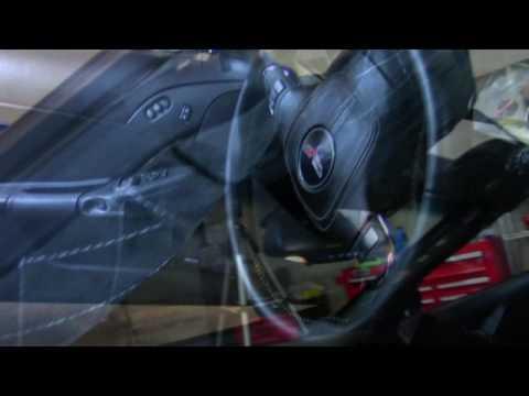 C6 Corvette Interior Transformation (Alcantara/Suede Everywhere)