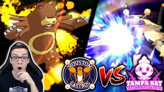 Oh No! Oh YES! OH NO! Metronome Battle Fed. Week 1 - Houston Gastros vs Tampa Bay Vanillightning