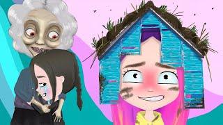 История о том как мы купили дом из 💩💩💩 не кликбейт анимация Настик