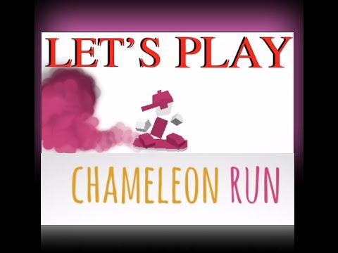 LET'S PLAY CHAMELEON RUN!!! FIRRRRRRRRRE!!