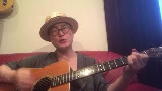 DEWの布谷文夫さんのカバー。 前からやってみたかったんですが、急に秋めいてきたんで、どうしても歌いたくなり、思い立って演奏してみました。 歌詞も譜割もコード進行も ...