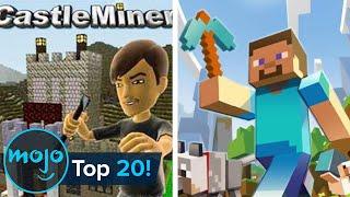 Top 20 Biggest Video Game Copycat FAILS