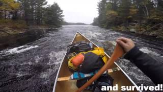 31 Day Solo in Algonquin Park
