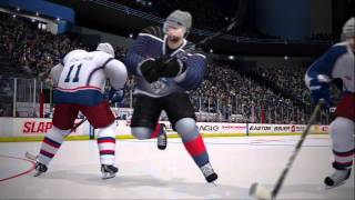 NHL 12 - Gameplay Video Swiss National League