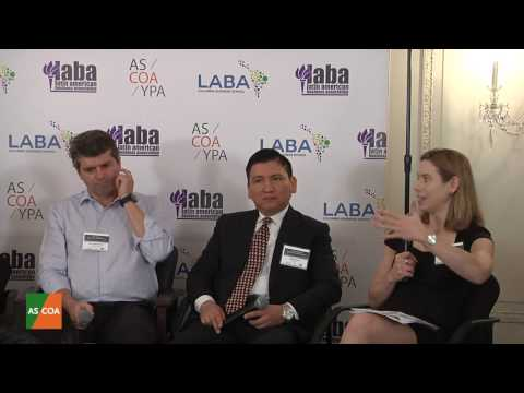 Disruptions in Finance Panel – Latin American Business Conference 2017