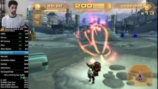 Ratchet and Clank: Up Your Arsenal NG+ Speedrun in 31:56