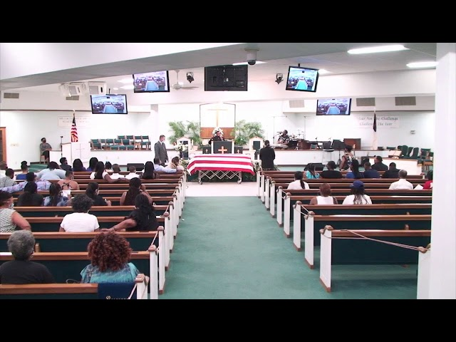 Funeral Services for Clayton Young, Sr.