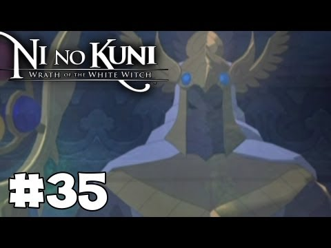 NI NO KUNI Wrath of the White Witch Walkthrough - Part 35 -