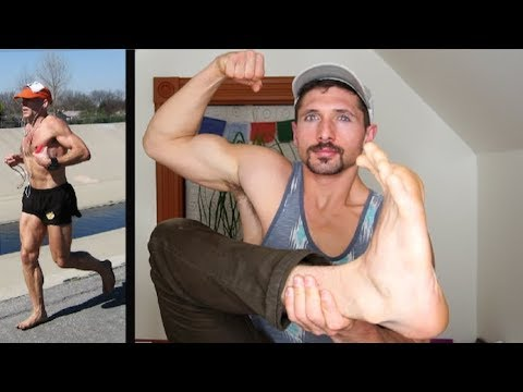 My Barefoot Workout CHALLENGE!
