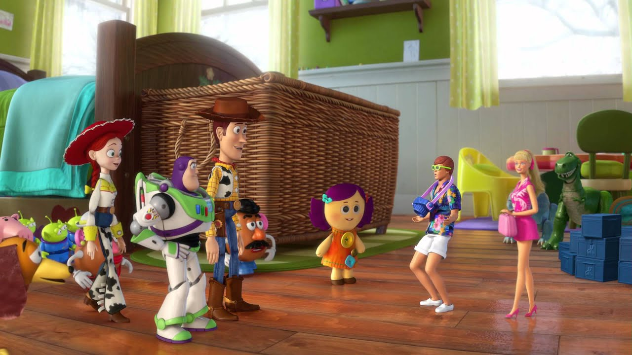 Toy Story Toys Official Disney Pixar Toy Story Toons Hawaiian Vacation Official