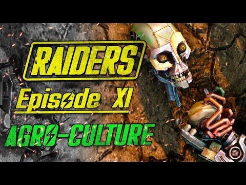 Raiders Ep 21 - Agro-Culture // Fallout 4 Machinima Comedy (PC, lots of mods)