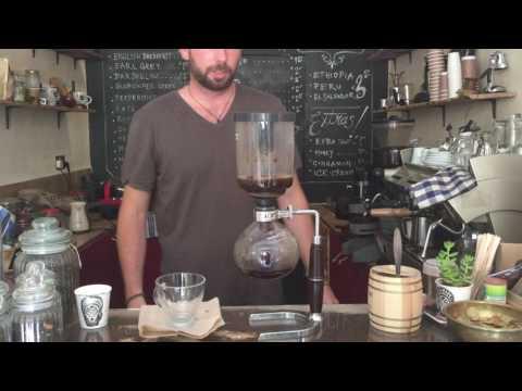 Kefa Kafe malta 3 siphon coffee