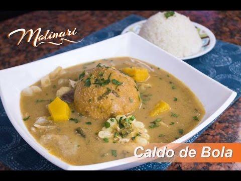 Caldo De Bola | Molinari Tv Cocina Fácil