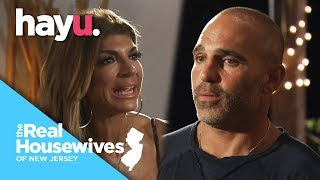 Joe Mediates Teresa & Melissa's Argument   Season 9   Real Housewives of New Jersey