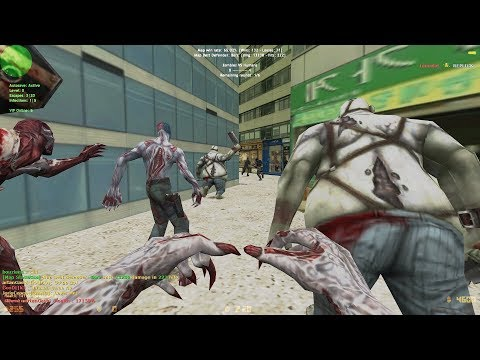 Counter-Strike: Zombie Escape Mod - ze_Destruccion_b2 on ProGaming